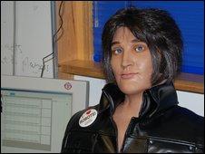 Robot Elvis (CambridgeU)