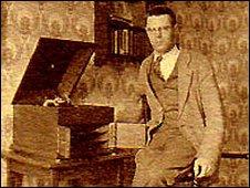 Richard Holdsworth's father
