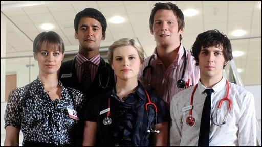 The cast of crash