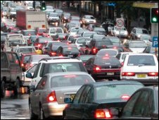 Traffic in Sydney, Australia - file photo