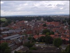 View over Beverley
