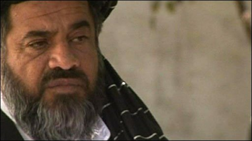 Bareez tribal leader, Haji Mohammed Bareez