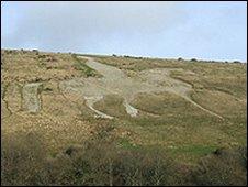 White Horse at Osmington courtesy of Dorset County Council