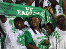 Nigerian fans