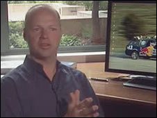 Professor Sebastian Thrun