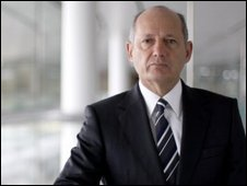 Ron Dennis, chairman, McLaren Automotive
