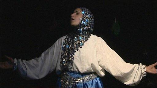 Mariam Hamidi