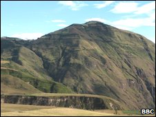 Narino landscape