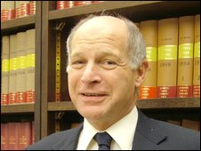 The next Master of the Rolls Lord Neuberger
