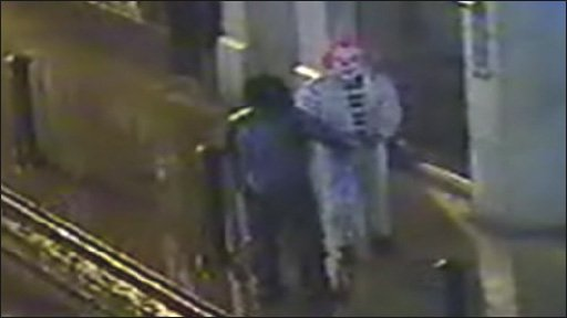 Masked robbers (Pic: Greater Manchester Police)