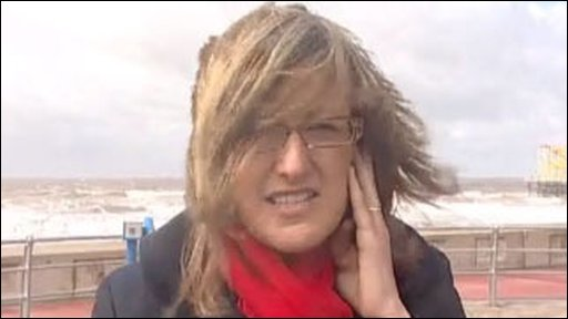 Jayne Barrette, NWT reporter