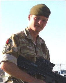 Pte Gavin Elliott