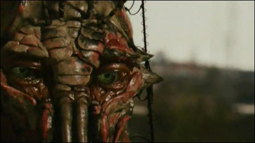 Alien in District 9