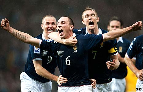 Scotland turned in a great second half display at Hampden