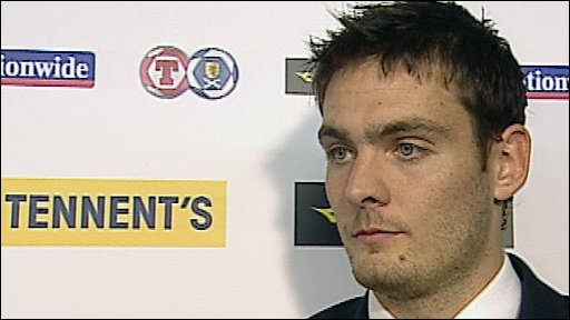 Scotland keeper Craig Gordon