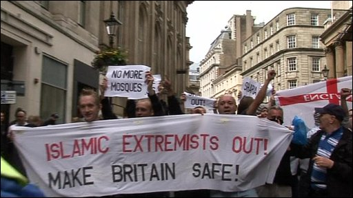 Birmingham protesters
