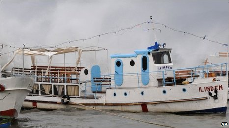 Photo of the Ilenden taken  in March, 2008