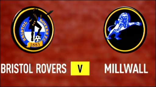 Bristol Rovers v Millwall