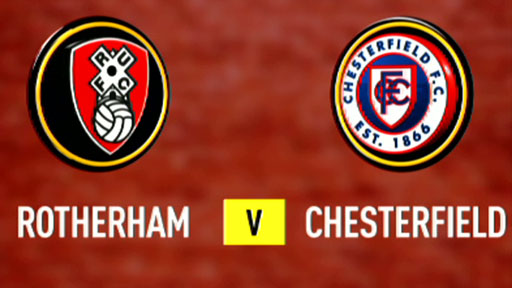 Rotherham United 3-1 Chesterfield