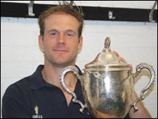 Nick Kay and YPL Trophy