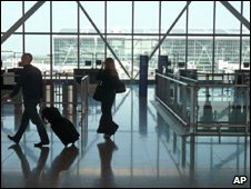 London airport Heathrow