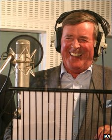 Wogan at Abbey Road