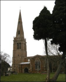 St Giles Church, Desborough