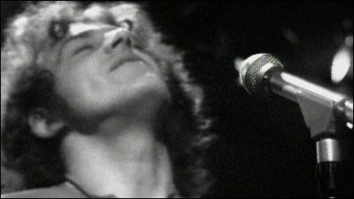 Joe Cocker sings The Beatles' With A Little Help From My Friends on How It Is in 1968.