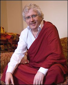 Lama Jampa Thaye: photo courtesy of Dechen