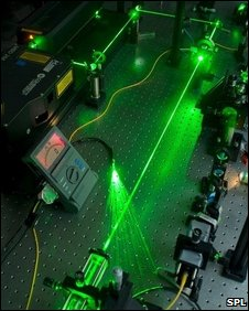 Laboratory laser (SPL)