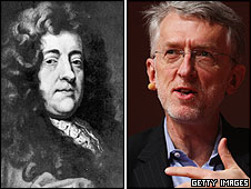 Samuel Pepys and Jeff Jarvis