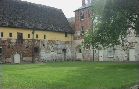 Blackfriars Priory in Gloucester