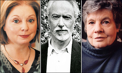 Booker Prize nominees