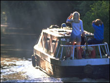 Canal boat (generic)