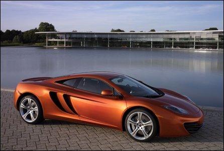 e the McLaren Technology Centre