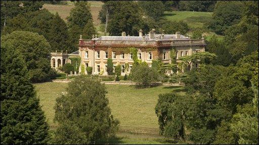 Bbc news uk england oxfordshire estate and village for Big estates for sale