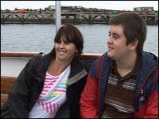 Maureen and Craig Stevenson
