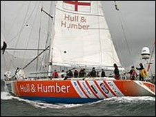 Hull and Humber Clipper yacht