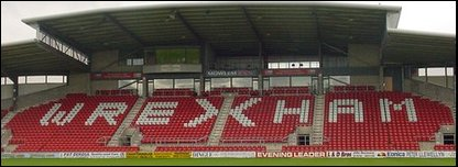 Racecourse stadium