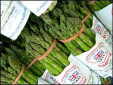 Norfolk asparagus
