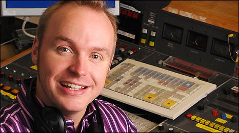 BBC Radio Devon's David Sheppard
