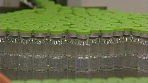 swine flu vaccines