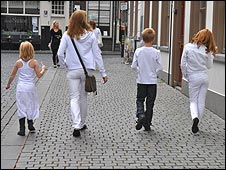Ginger family