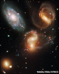 Hubble image (Nasa/Esa/STSCI