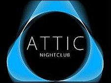 Attic bar logo