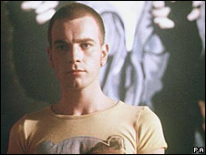 Ewan McGregor in Trainspotting