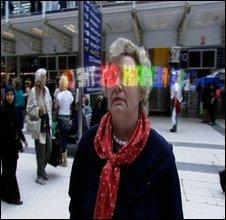 Graphme-colour synaesthesia image