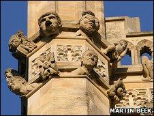 Oxford grotesques