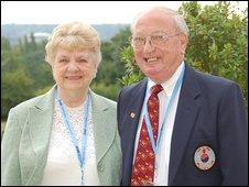 Bob and Marjorie Edwardson