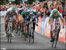 Tour of Britain 2008
